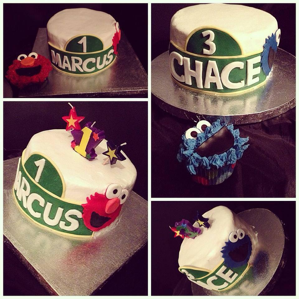Sesame street smash cakes.jpg