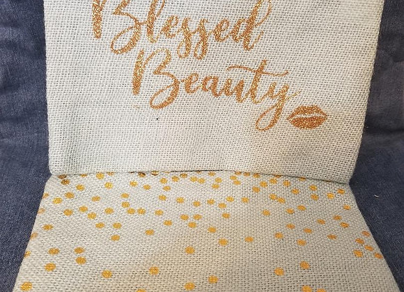 Blessed Beauty Bag
