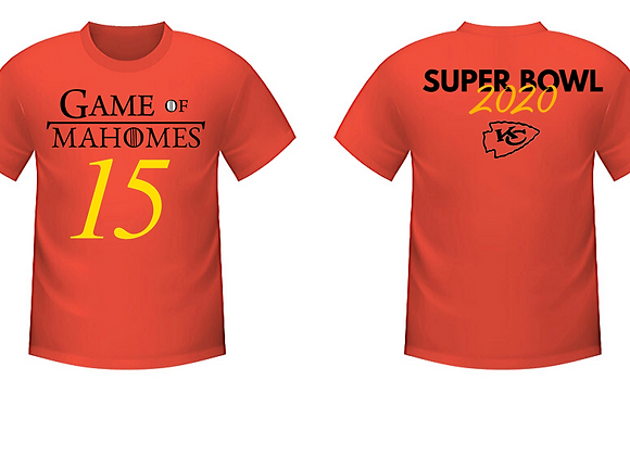 GAME OF MAHOMES