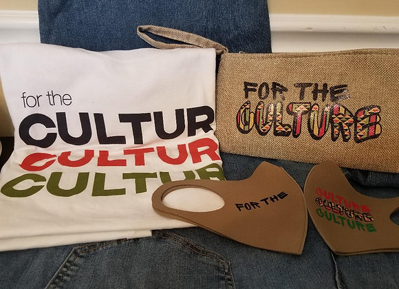 For the Culture gift set (3 PIECE)
