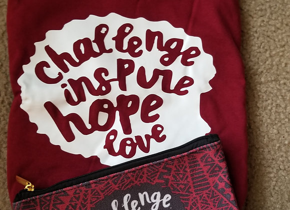 Challenge Inspire Hope Love