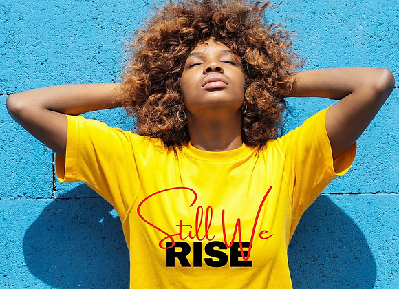 Still We Rise - Official Conference Tee