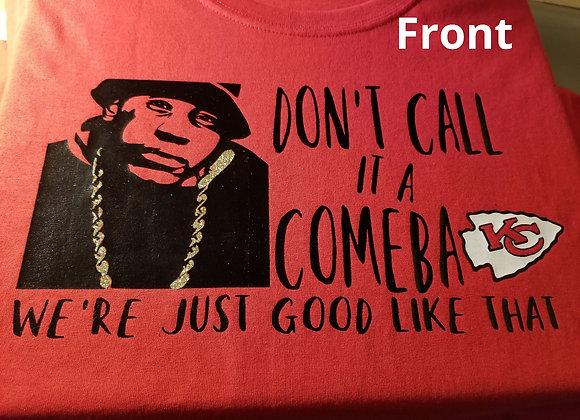 Don't Call it a COMEBA(KC)