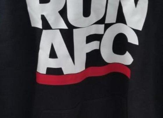 RUN AFC (tee, longsleeve, hoodie)
