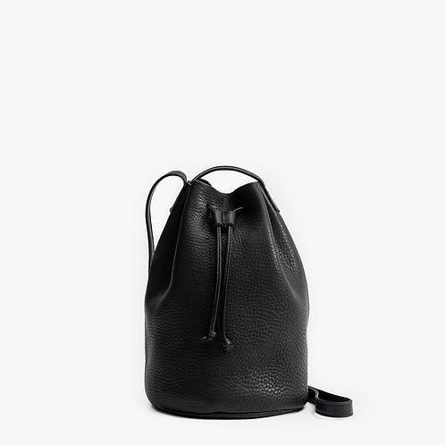 Kova Deri Çanta Siyah