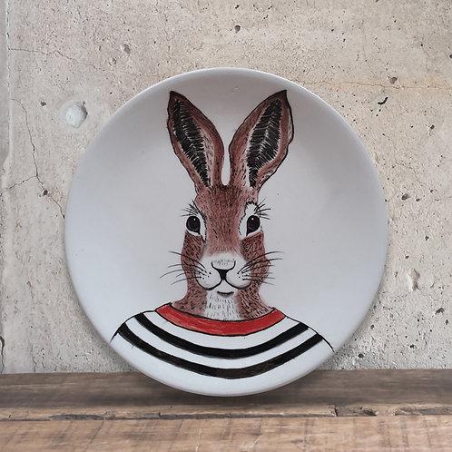 Tabak Boyama Tekniği Tavşan