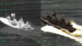 caméra thermique maritime FLIR