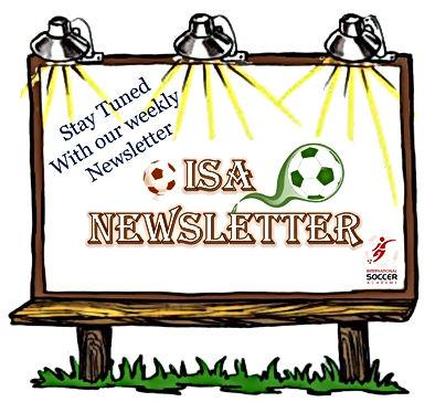 ISA Weekly Newsletter