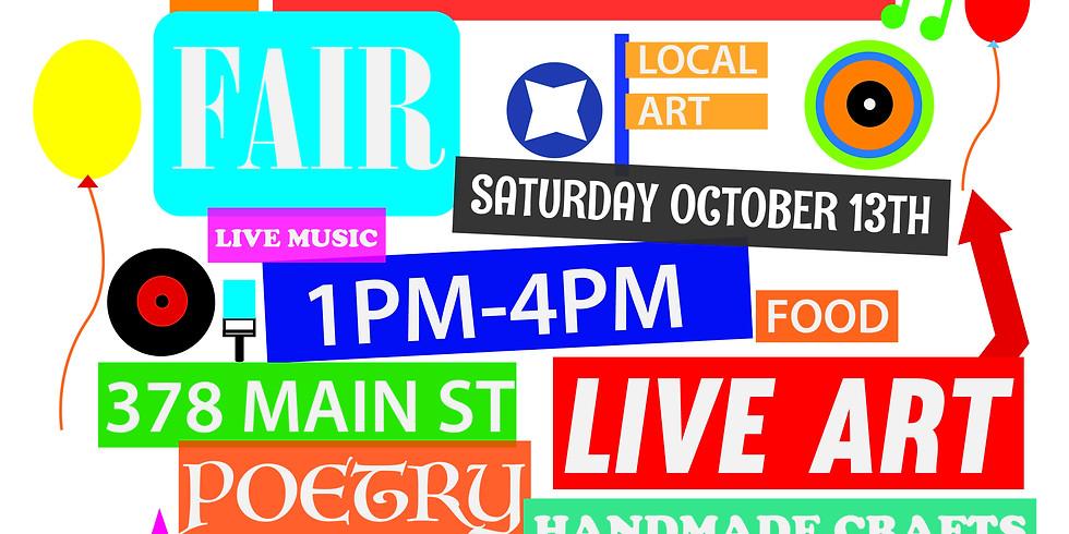 Laurel's Artist Block Fair