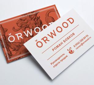 ORWOOD — марка производителя кухонь