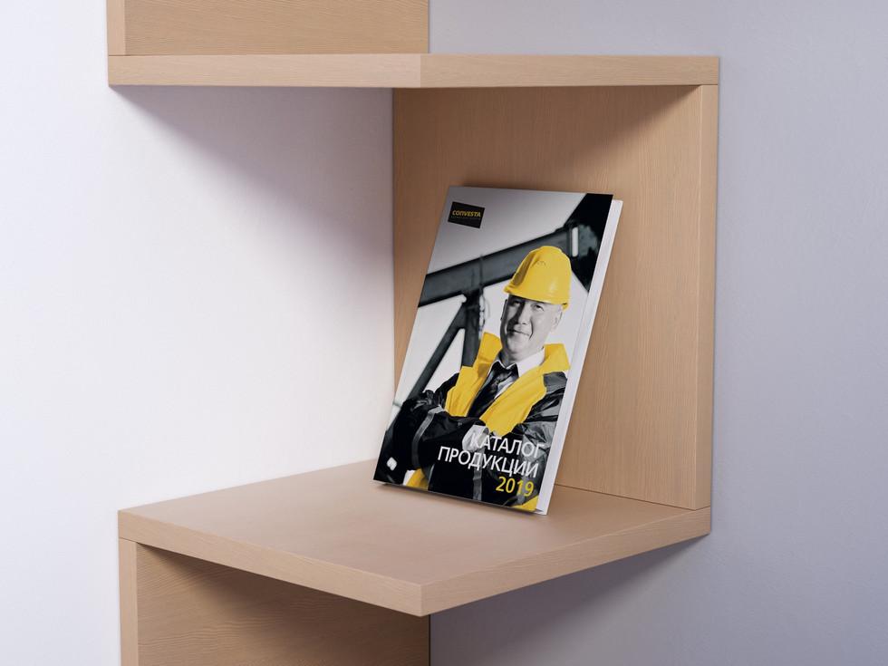 Convesta product catalogue
