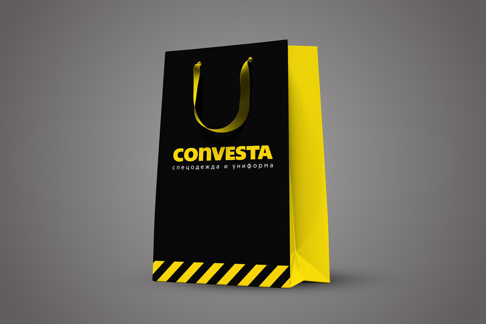 Convesta paper bag 4 gift lovers
