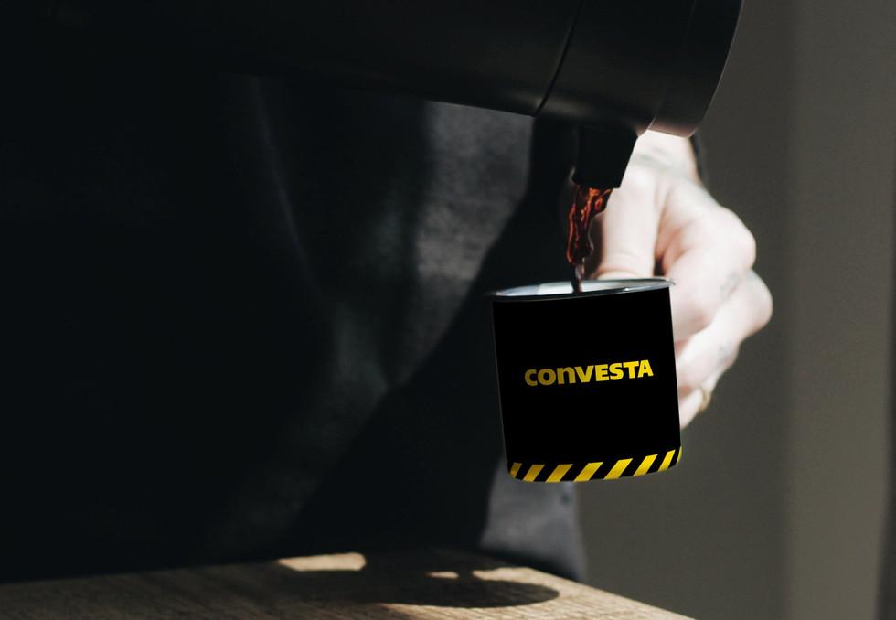 Convesta mug 4 coffee lovers