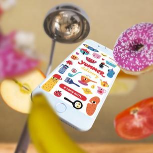 Мобильное приложение Yummer