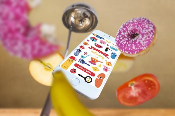 Yummer mobile app