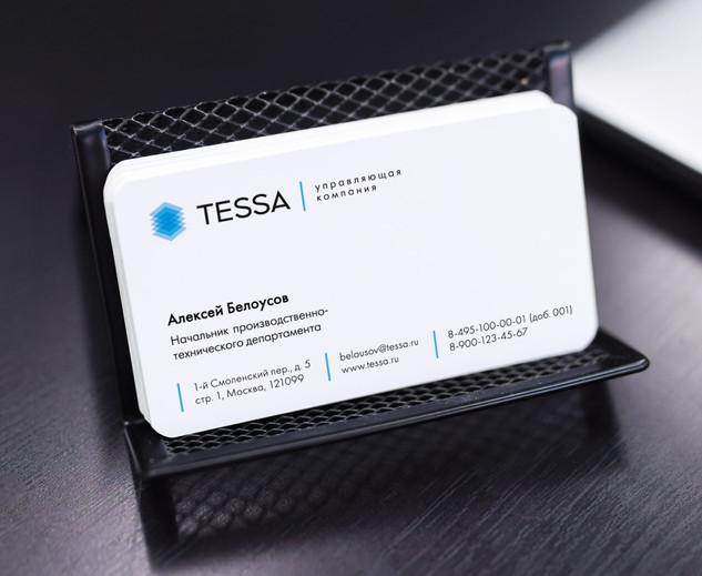 TESSA — управляющая компания в сфере недвижимости