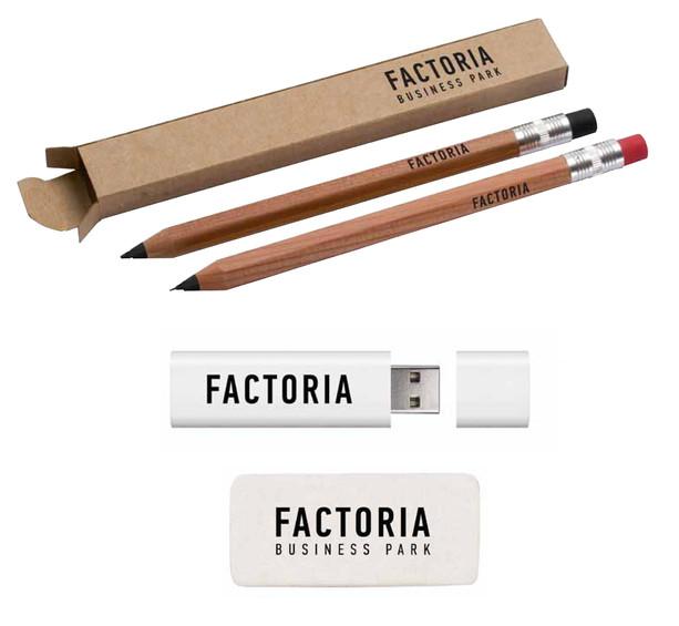Factoria stationery