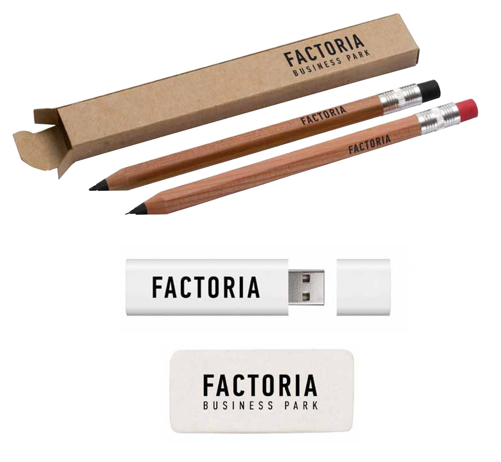 Factoria stationery