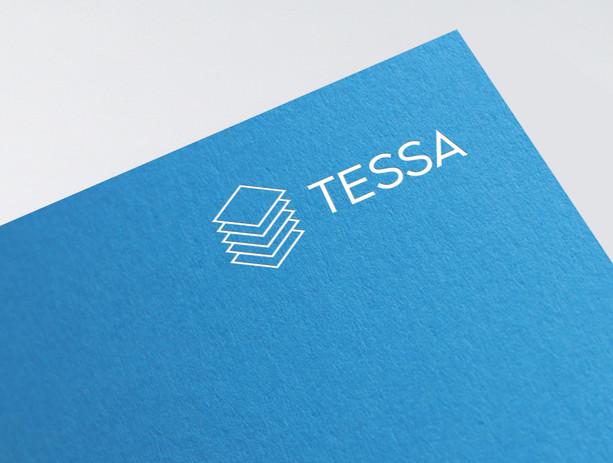 Логотип компании TESSA