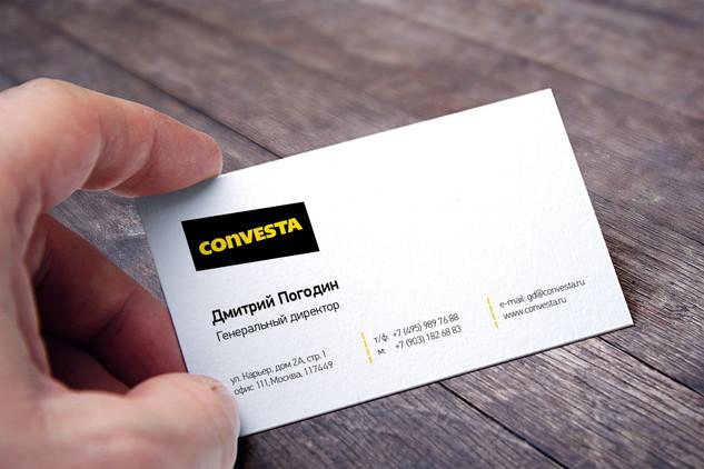 Convesta — производитель одежды для работы и спорта