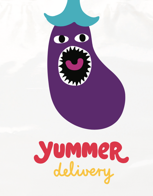 Yummer illustrations