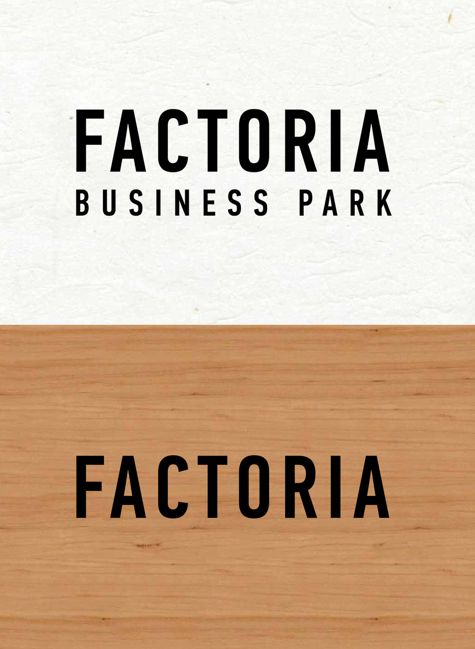 Factoria plain logo