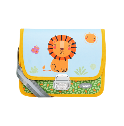 Kindergarten-Tasche Happy Lion