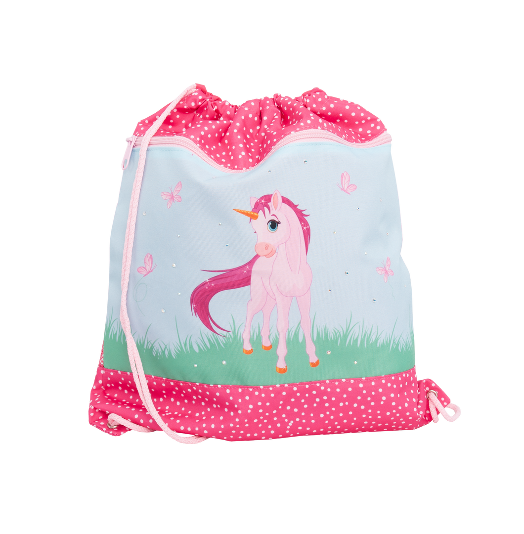 6030.026 Turnsack Pink Unicorn front