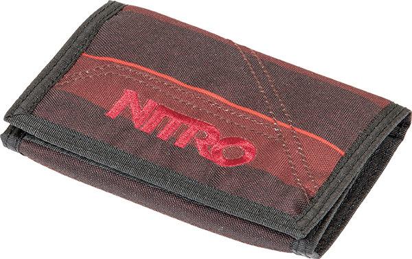 Portemonnaie Red Stripes