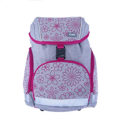 Slim-Bag Pink Flowers
