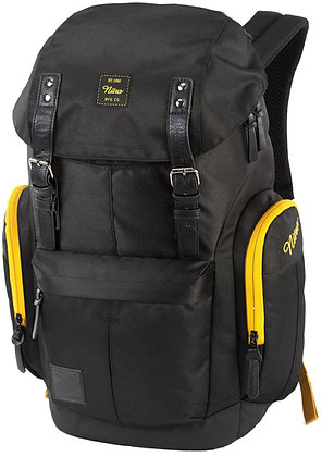 Rucksack DAYPACKER Golden Black
