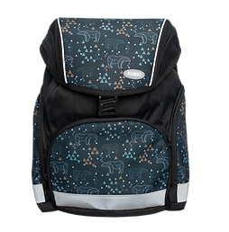 Superleichter Schulrucksack Slim-Bag Polar Bear