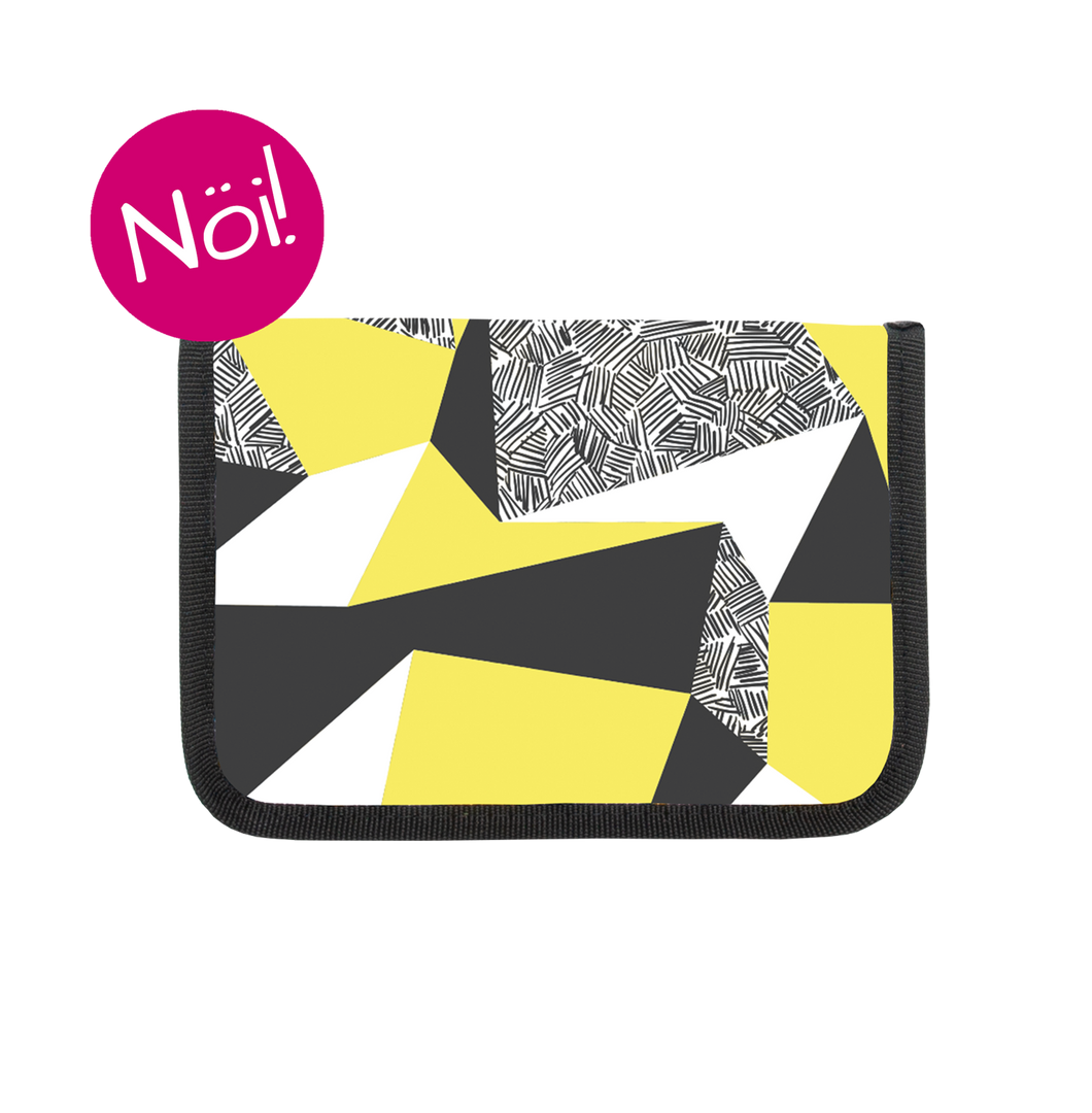 Etui Yellow-Black