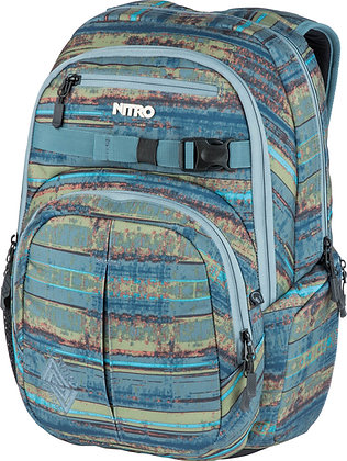Rucksack CHASE Frequency Blue