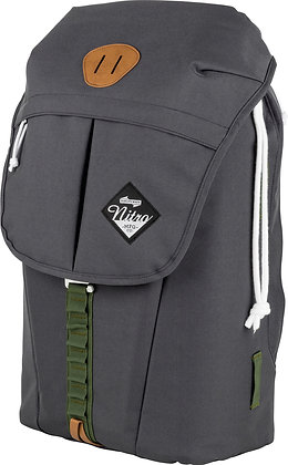 Rucksack CYPRESS Pirate Black