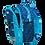 Thumbnail: Rucksack Raumwunder Blue Rocket