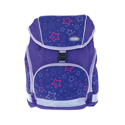Slim-Bag Purple Stars