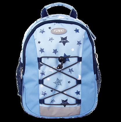 Rucksack Raumwunder Blue Star