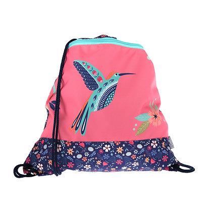 Kindergarten-Turnbeutel Hummingbird