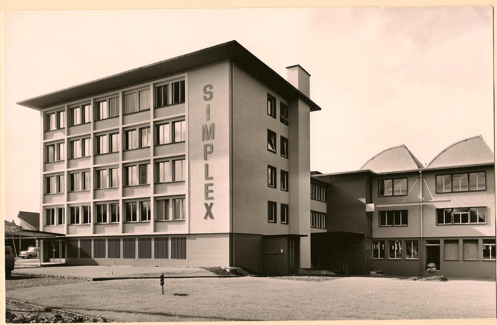 Nouveau bâtiment à Zollikofen
