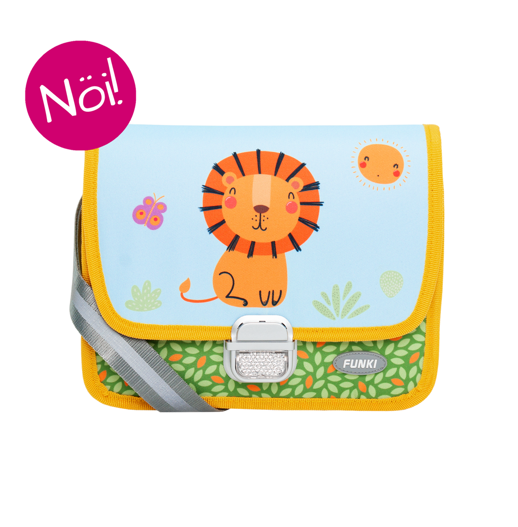 Kindergartentasche Happy Lion