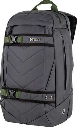 Rucksack AERIAL Pirate Black