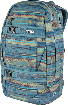 Rucksack AERIAL Frequency Blue