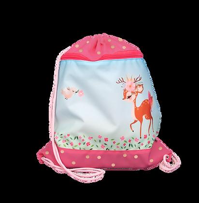 Kindergarten-Turnbeutel Bambi