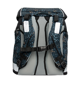 Rückenfreundlicher Schulrucksack Slim-Bag Polar Bear