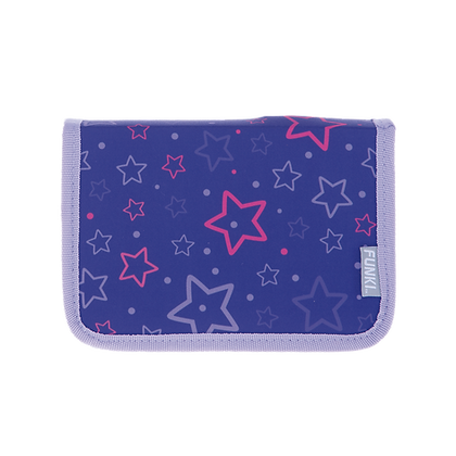 Etui Purple Stars