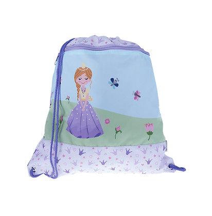 Kindergarten-Turnbeutel Princess