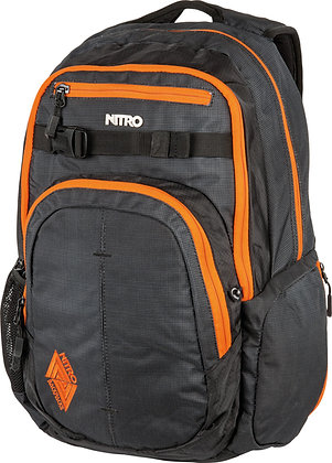 Rucksack CHASE Blur Orange Trims