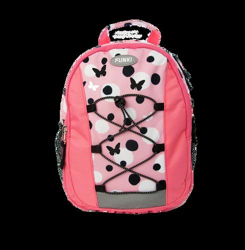 Kinderrucksack Pink Butterfly