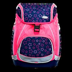 Mitwachsender Schulrucksack Flexy-Bag Neon-Edition Pink Fairy